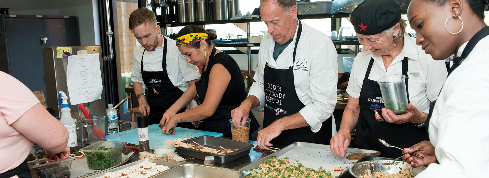 Yukon Culinary Tourism Development Strategy